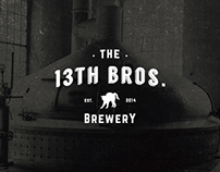 The 13th Bros. Brewery