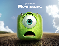 IOS Icon | Monsters, Inc.