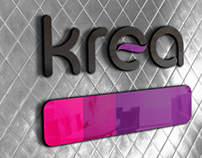 KREA - Restyling and packaging design