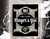 Design & Lettering A Gin Label By Kustomtype