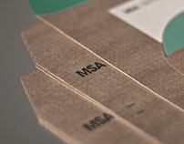 Media Sales Agency Corporate Identity