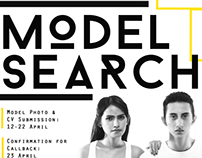 UI Fashion Week 2014 Model Search