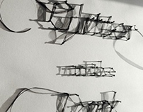 Typographic Poster - Blade Runner