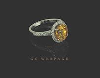 GC Jewellery Website