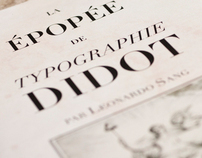 Didot Folder