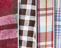 Fabric Check Textures & Patterns - V.1