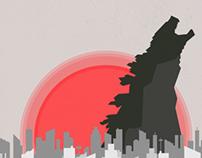 Godzilla - Movie Poster