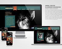 Ellensburg Animal Shelter Web Design