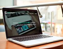 N Interaction Website Layout Design