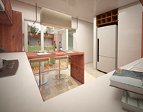 first kitchen!