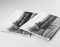 EXPLORATION OF A LANDSCAPE - Photobook