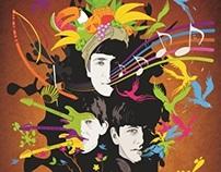 Vector - Beatles & Tropicália
