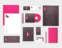 Branding for The Breast Cancer Research Foundation
