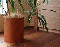 Planter cover by COTONA