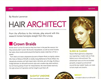 FINE Magazine / April Issue / 2014