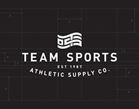 Team Sports Identity.