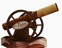 Mars Flutes (Ramadan) Displays