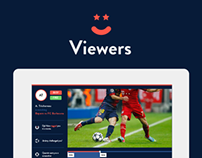 Viewers - Social Connected TV