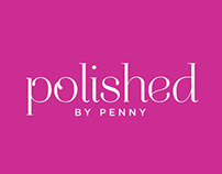 polished by penny / branding