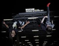 Warsaw Tricking Gathering 2011 - Night Session