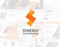 Synergy - Corporate Video Package