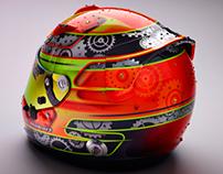 Swarovski helmet