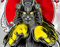 Samurai Boxing Fighter / 拳擊武士魂