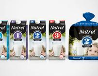 Natrel | Packaging