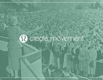 LULU Lemon: Create Movement