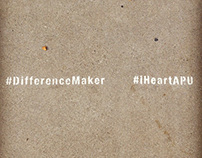 Difference Maker Campaign