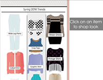 Spring 2014 Trends for Individualistic Shoppers