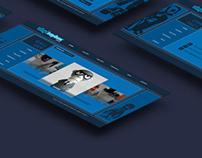 vinyltoybox (Webdesign)