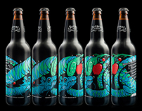 Serpent Cider: Branding & Packaging Design