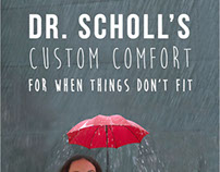 Dr Scholl's Campaign