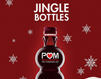 POM Wonderful Christmas & New Years Social Media