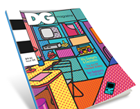 2013 DG Magazine Cover Competition Entry