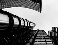 London Business District / Highways To the Sky