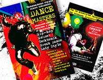 flyers for dance studio