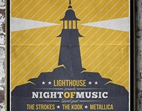 Lighthouse Flyer Template