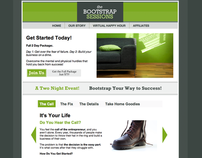 The Bootstrap Sessions