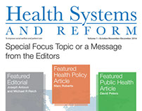 Health Systems and Reform Mockups