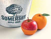 Sweet Surprise Oranges - Somersby