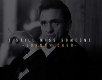 Poster. I Still Miss Someone