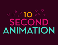 10 second animation