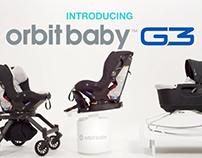 Orbit Baby | Triptych System