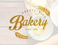 Puerto Rico Bakery (Logo Design)