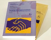 Design editorial Parcerias Estratégicas com o Brasil