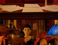 Art Direction: Amelie Scene Recreation