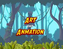 Art & Animation