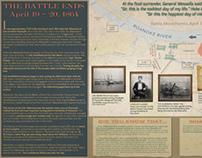 Civil War Museum Panels